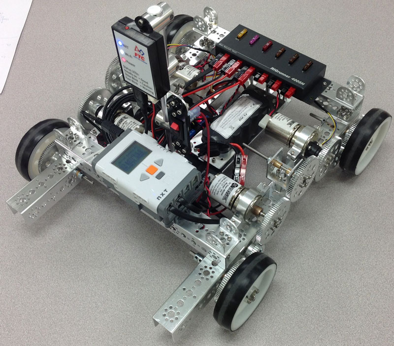 Robot | Chariots of Fire |Ftc Robot Designs